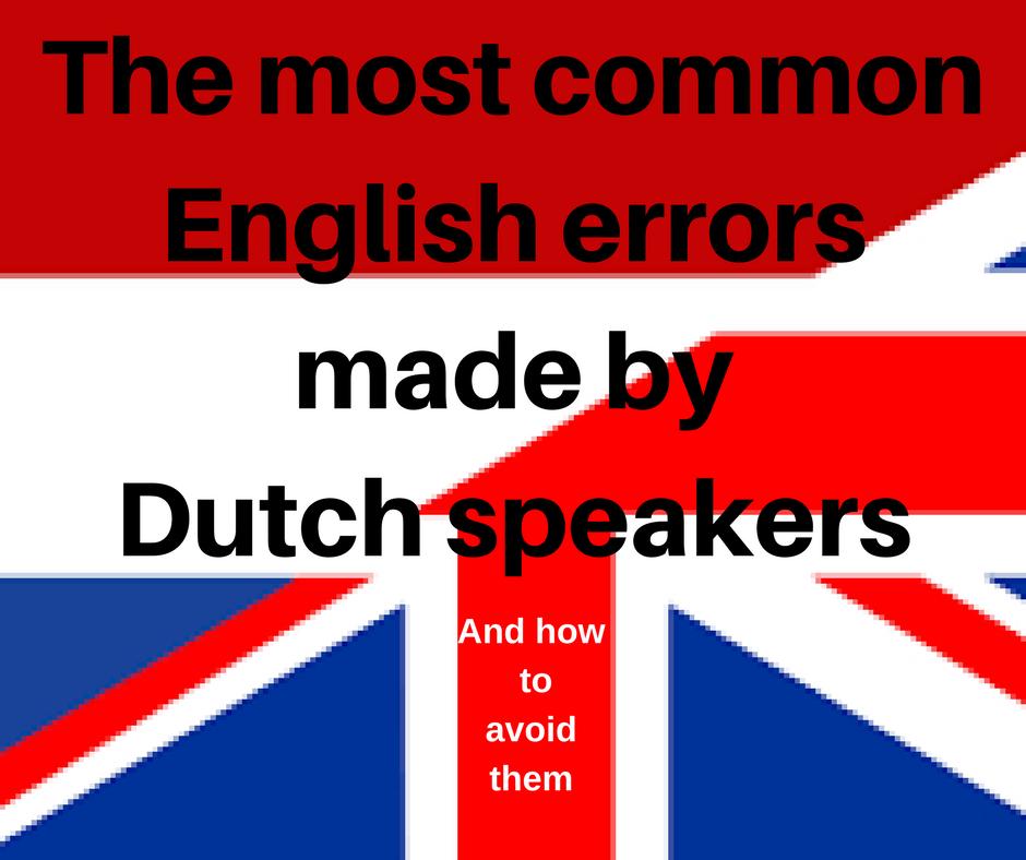 dutch to english